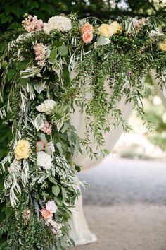 Photography: Melanie Duerkopp - www.melanieduerkopp.com  Read More: http://www.stylemepretty.com/california-weddings/2015/01/02/rustic-summer-wedding-at-annadel-estate-winery/