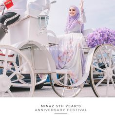 Follow @minazedp @minazedp @minazedp now! . LIVE UPDATE   MINAZ 5TH YEARS ANNIVERSARY . In appreciation to each of you #minazlovers thank you so much for your support. We're  celebrating our 5th years anniversary today and we have lots of exciting event will happen at Minaz Bangi such as : .  Ladyboss & Minaz 5th Year Anniversary Sale  As-Is Clearance Sale  Launching of Rosellè Minaz Eau De Parfume @minazedp  Meet & Greet with @minazedp's ambassador @mfmirafilzah  Lucky Draw  Cash Voucher…