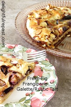Fresh Fig Galette -