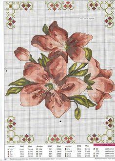Crochet Knitting Artigianato: Fiori