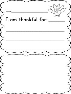 i am thankful for coloring pages - freebie here is an adorable thanksgiving i am thankful