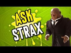 Commander Strax answers kid's questions