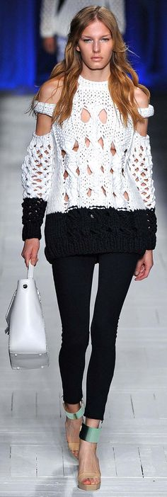 Just Cavalli Spring Summer 2013 Ready to Wear Collection | The House of Beccaria#