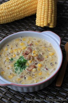 Eat your heart out: Recipe: Corn, bacon and potato chowder (Curtis Stone)