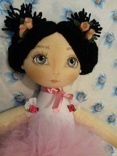 bailarina boneca
