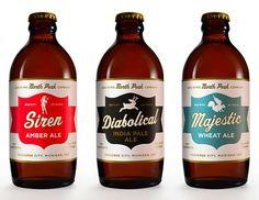 Northern United Brewing Company: Lovely Package.  Curadoria o melhor design de embalagens.