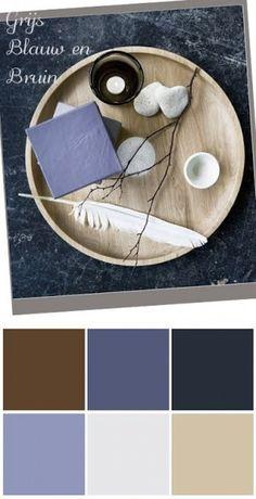 Mooi kleurenpalet voor de woonkamer