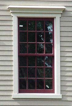 House Windows Bay Windows Bump Outs Trim Sills