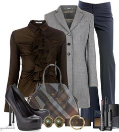 """""""Office Neutrals"""" by cynthia335 on Polyvore"""