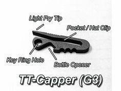 TT PockeTTools LLC - Pocket and Keychain Tools: Pocket Tools
