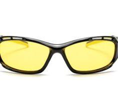Luxusné módne doplnky. Športové polarizované okuliare pre šoférov na nočnú  jazdu. e485cbbb49b