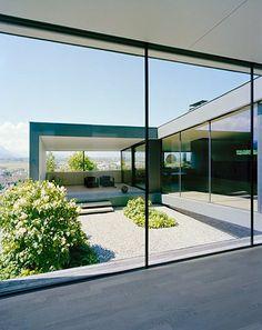 Moderne Architektur Von Klammer Residenz