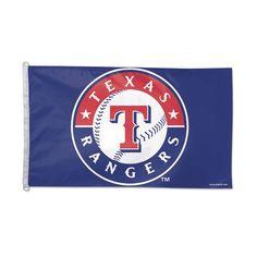 Texas Rangers MLB 3x5 Banner Flag (36x60)