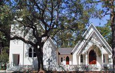 St. Paul's Episcopal Church - Magnolia Springs, AL - Walcott Adams Verneuille Architects