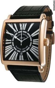 Franck Muller Master Square for $10,900 for sale from a Trusted Seller on Chrono24