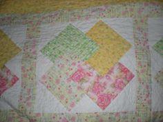 Kristyn's Quilt 2002 Made by Cheryl Astern email: cheryl@skrunchbucket.com