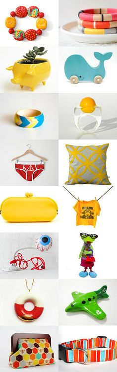 Just Fun! by Uli Ben Israel on Etsy--Pinned with TreasuryPin.com