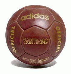 1962 Adidas soccer ball