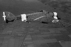 Italian Savoia-Marchetti SM-79 Sparviero ( Sparrowhawk) medium bomber  from 79 258 Squadron  109-th group over Sicily.