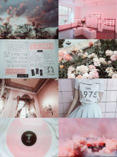 the 1975 aesthetic credits to the owners of the pictures