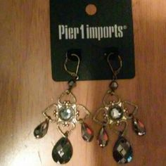 Pier 1 Imports earrings Brand-new Great to wear with any outfit pier1 Accessories