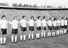 Credit: Popperfoto/Getty Images The last time the England team wore this simple strip was on 5 June 1974, against Yugoslavia in Belgrade