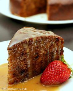 Chocolate Sticky Date Pudding