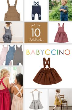 2f9f9d1c6d139 Comfortable and stylish in every season Children's Boutique, Top Ten,  Overalls, Wardrobe Closet
