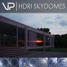 VizPark HDRI Skydomes 3d Architectural Visualization, 3d Max, Watercolor, Architecture, Outdoor Decor, Home Decor, Templates, Atelier, Pen And Wash