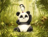 Panda Cup Cub 2011 by trenchmaker on DeviantArt Panda Wallpapers, Cute Wallpapers, Cute Animal Drawings, Cute Drawings, Panda Painting, Panda Nursery, Panda Art, Panda Panda, Cute Panda Wallpaper
