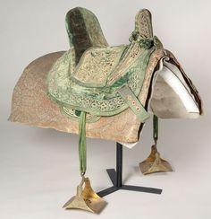 Moorish horse saddle  © CSG CIC
