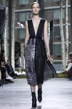 Boss Ready To Wear Fall Winter 2014 New York - NOWFASHION