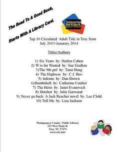 Montgomery county library online books