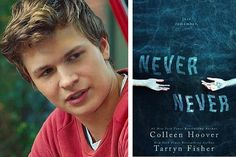 If you love Augustus Waters from John Green's The Fault in Our Stars… meet Silas from Never Never by Coleen Hoover