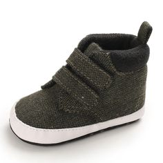 Baby / Toddler Casual Solid Velcro Prewalker Shoes #Casual, #spon, #Toddler, #Baby, #Solid #Adver Short Strapless Prom Dresses, Baby Shoes, Casual, Clothes, Fashion, Outfits, Moda, Fashion Styles, Baby Boy Shoes