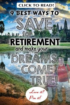 9 Best Ways to Save for Retirement (Ultimate Beginner's Guide) - Retirement Planning Tips - Finance Investing For Retirement, Retirement Cards, Early Retirement, Investing Money, Retirement Planning, Saving Money, Saving Tips, Investment In India, Get Out Of Debt