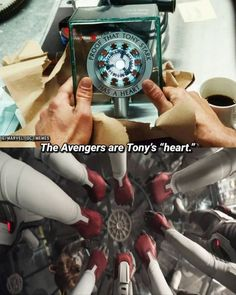 marvel_dc_memes on The Avengers are the Tony s heart --- - M. Source by armindoferreira. Marvel Jokes, Funny Marvel Memes, Dc Memes, Avengers Memes, Marvel Dc Comics, Marvel Heroes, Memes Humor, Funny Movie Memes, The Avengers