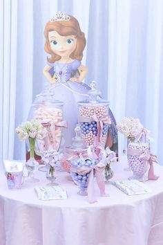 Sofia the First's Royal Celebration {Party, Planning, Ideas, Decor}