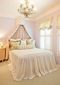 Toddler bedroom ideas on pinterest girls bedroom girls - Decoracion shabby chic dormitorios ...