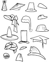 Caps For Sale Template Coloring sheet and activity great