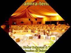 Rental Tenda Roder VIP
