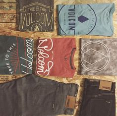 New arrivals from Volcom are here!