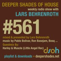 Deeper Shades Of House #561 w/ guest mix by HARLEY & MUSCLE by deepershades.net on SoundCloud