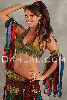 Dahlal Internationale Store - SARI STRIP GARTERS, Belly Dance Fashion Accessory, $29.95 (http://www.dahlal.com/sari-strip-garters-belly-dance-fashion-accessory/)