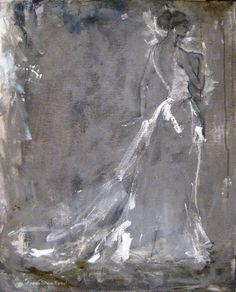 ArtHouse: Andrea Stajan-Ferkul - Fashion Paintings
