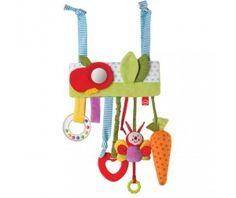 Подвесная игрушка Happy Baby Jolly Garden