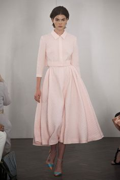 London Fashion Week's Best Looks - Best Runway Looks at London Fashion Week Spring 2014 - StyleBistro