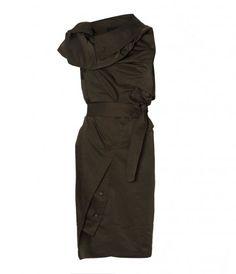 All Saints Amka Trench Dress Now $112.50