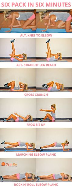 Gym & Entraînement : Quick Abs Workout to help reveal your six pack and lose love handles! Gym & Entraînement : Quick Abs Workout to help reveal your six pack and lose love handles! Fitness Workouts, Sport Fitness, Fitness Diet, At Home Workouts, Fitness Motivation, Health Fitness, Sport Motivation, Workout Routines, Core Workouts