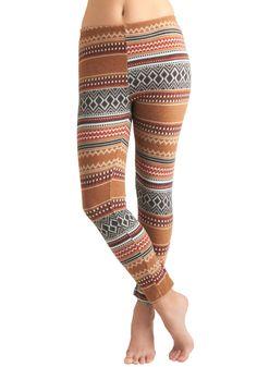 $29.99 Sweater Weather Leggings - Tan, Red, Yellow, Black, Casual, Rustic, Fall, Winter